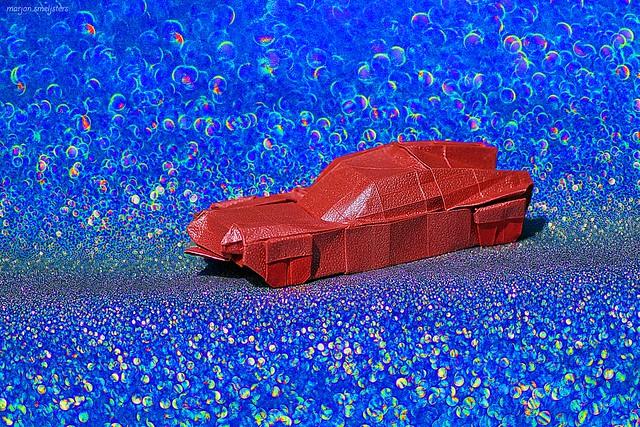 Origami Special Car (Ryo Aoki)