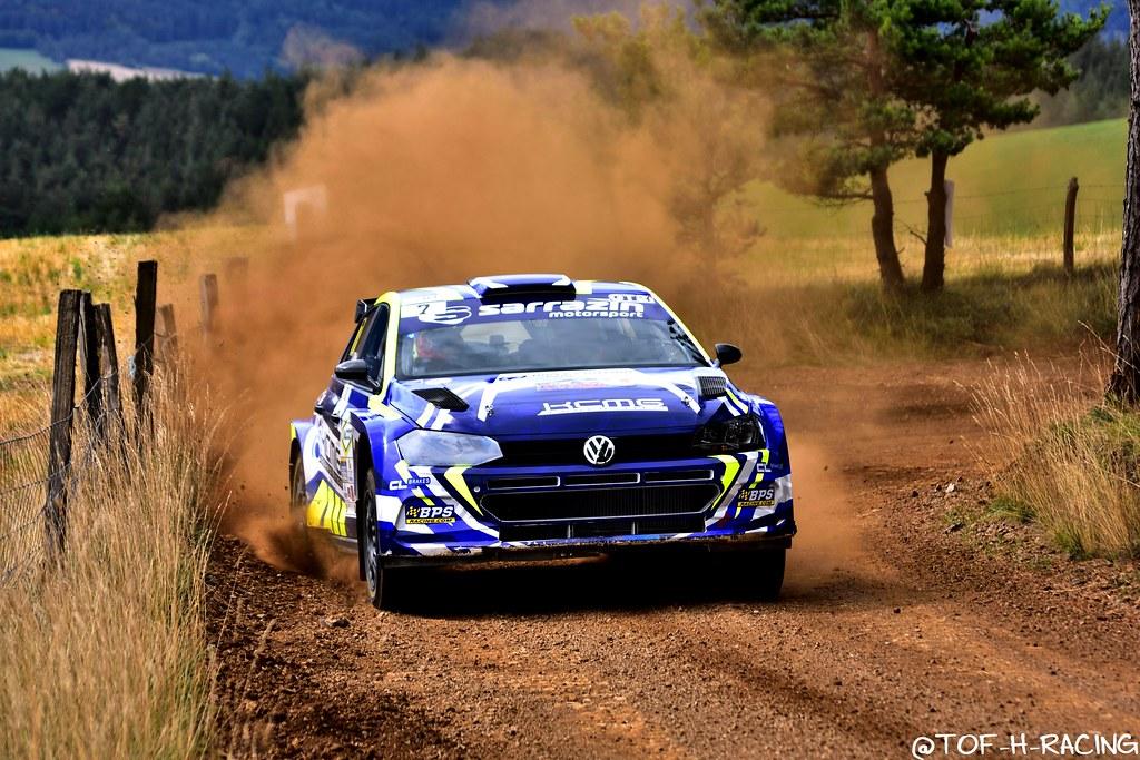 Rallye Terre de Lozère 2020 - Volkswagen Polo R5 - Tirabassi