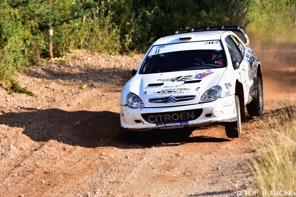 Rallye Terre de Lozère 2020 - Citroën Xsara WRC - Rousset