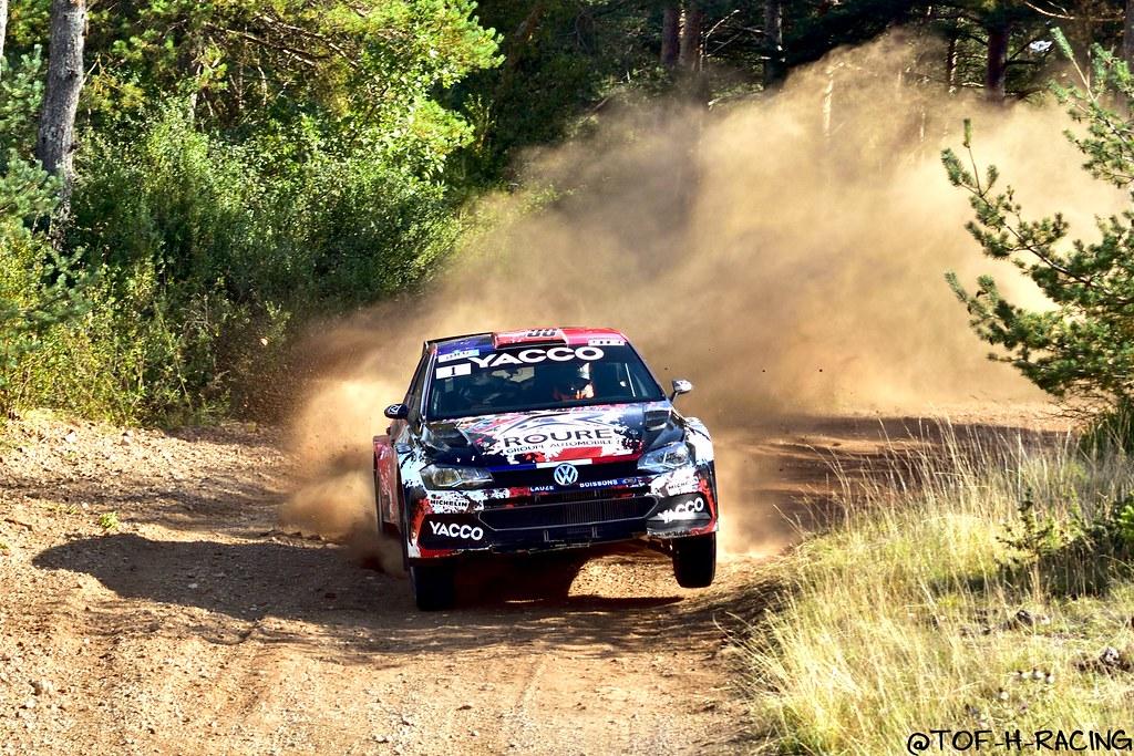 Rallye Terre de Lozère 2020 - Volkswagen Polo R5 - Durbec