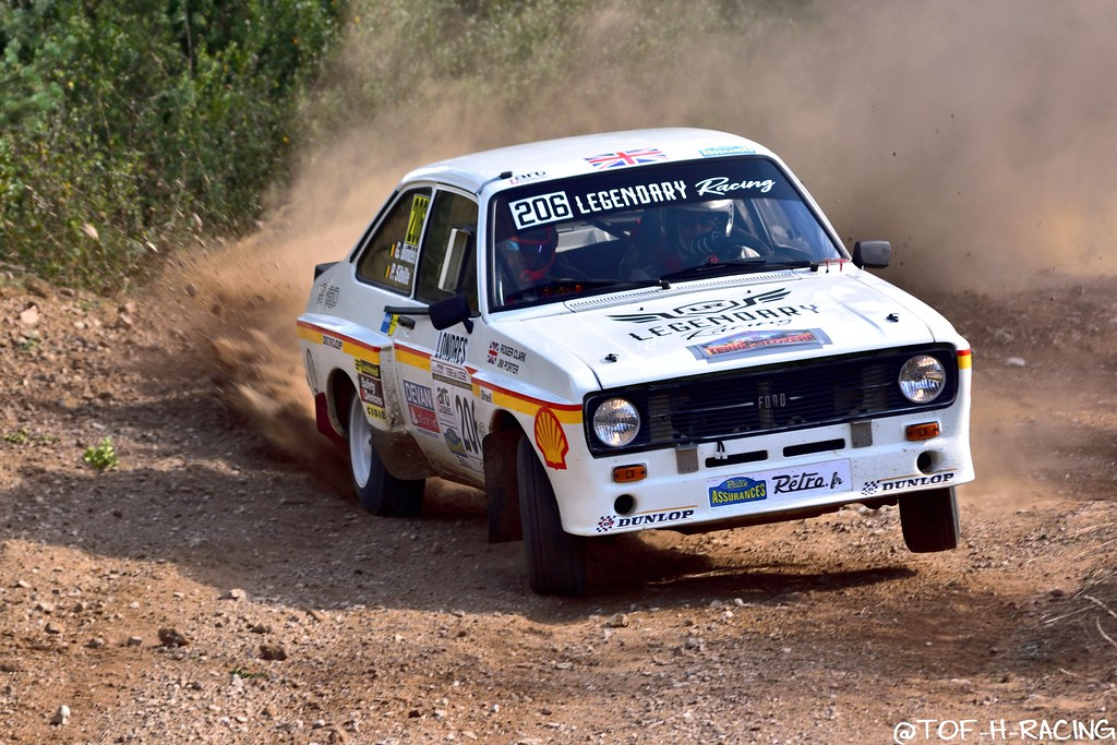 Rallye Terre de Lozère 2020 - Ford Escort RS2000 MK2 - Bindels