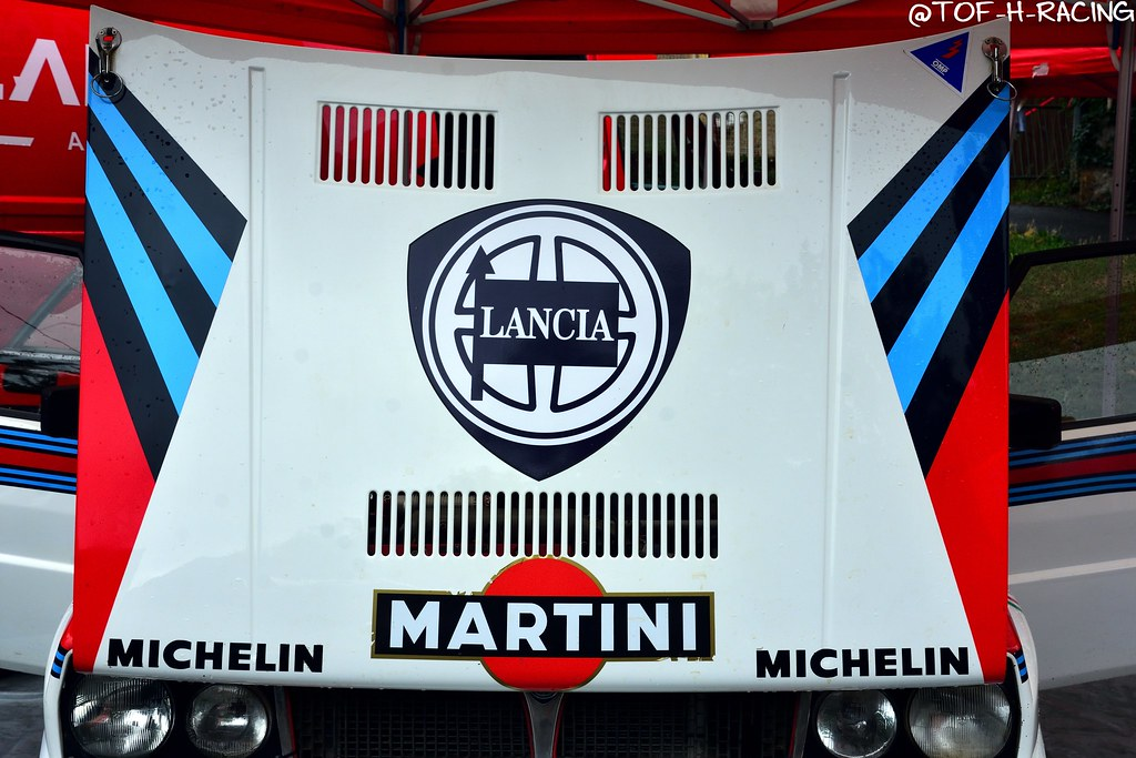 Rallye Terre de Lozère 2020 - Lancia Delta Integrale - Mallen