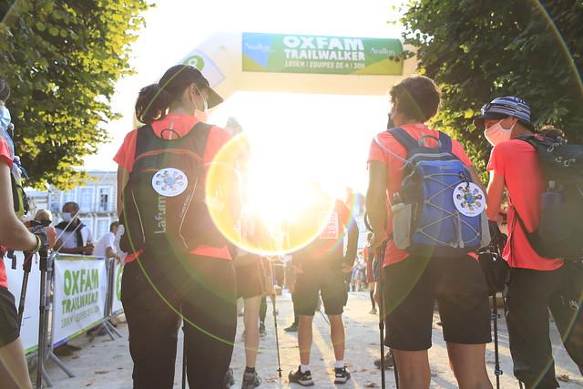 Trailwalker Oxfam : 11e édition à Avallon !