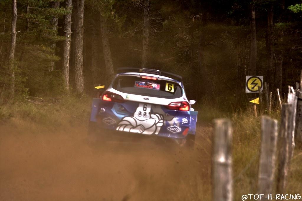 Rallye Terre de Lozère 2020 - Ford Fiesta R5 - Fourmaud