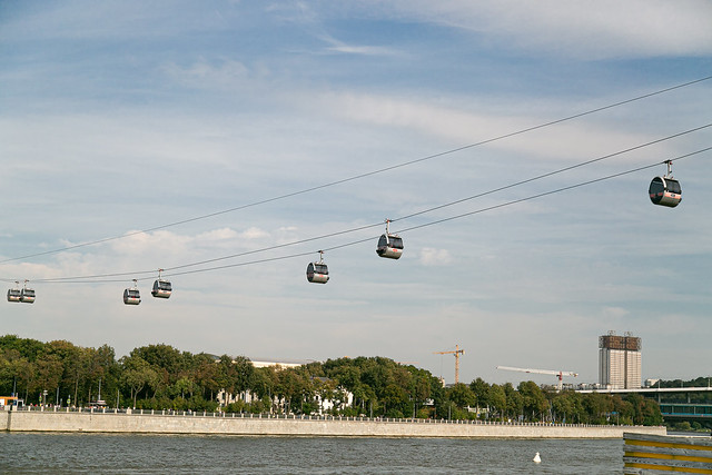Moscow Cable Car