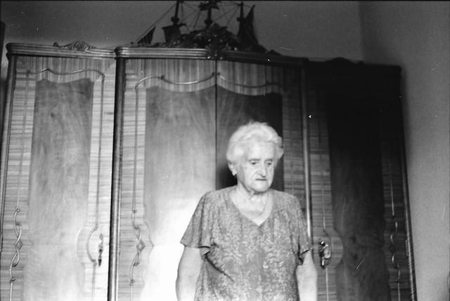 Mi Abuela - Kodak Retina Reflex III
