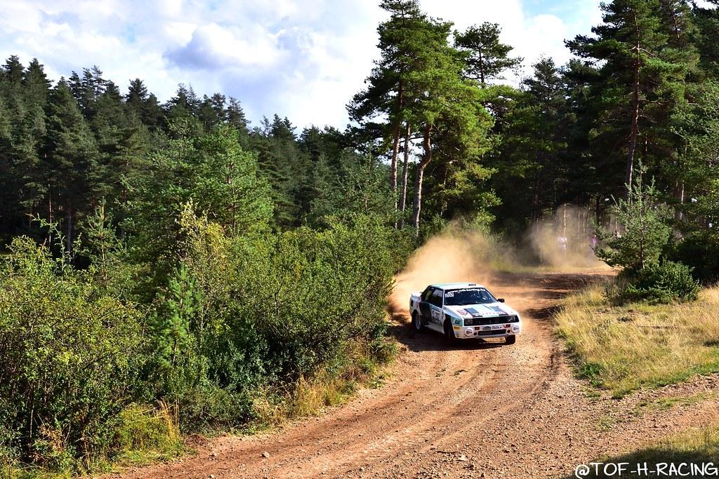 Rallye Terre de Lozère 2020 - Toyota Celica Twincam Turbo - De Mévius