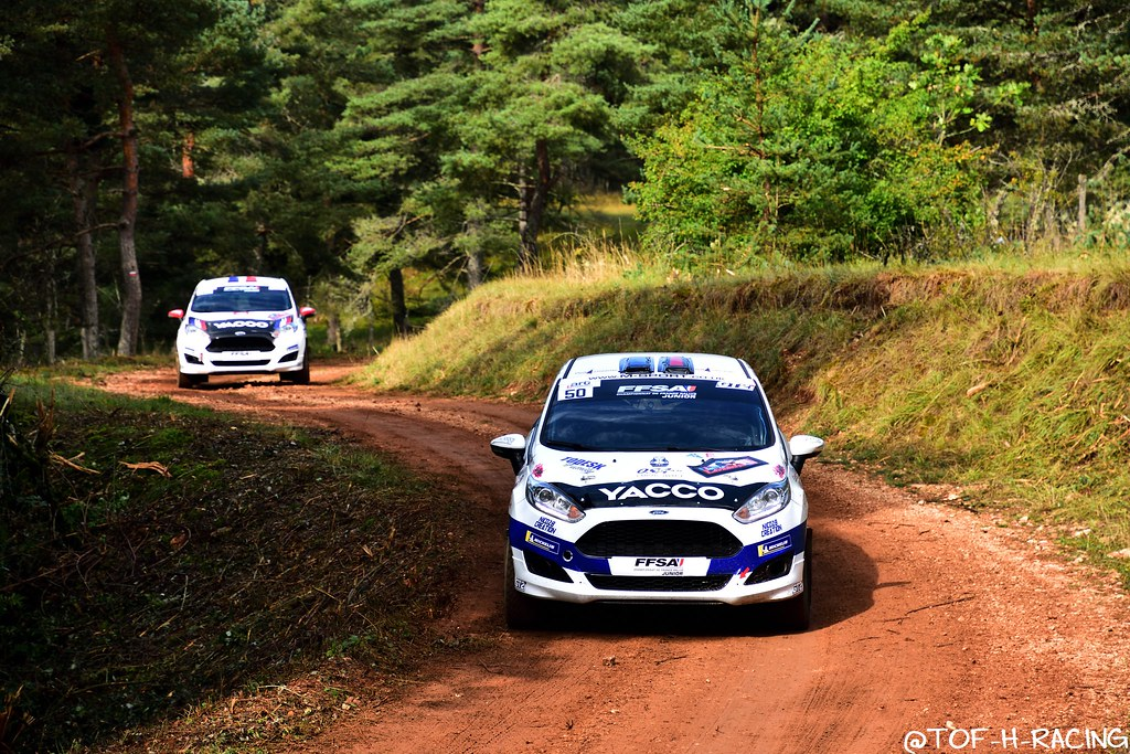 Rallye Terre de Lozère 2020 - Ford Fiesta R2 - Todeschini