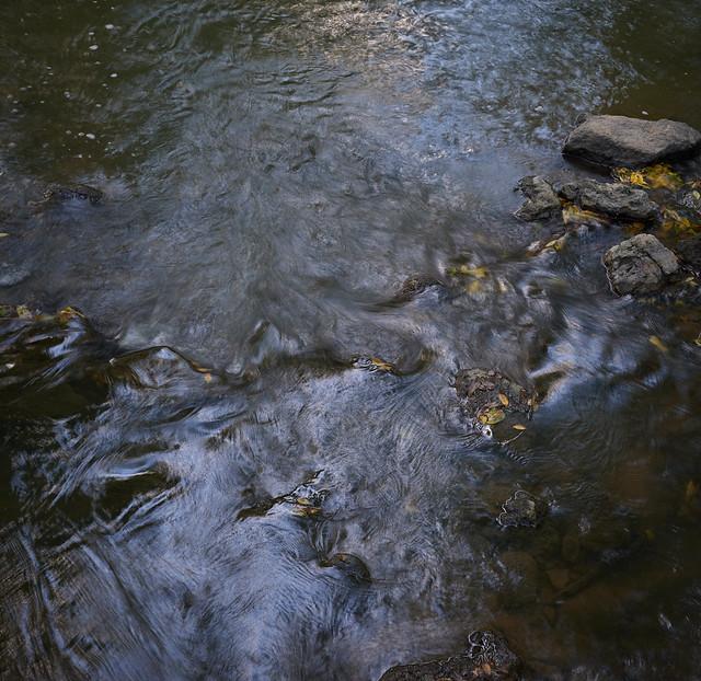 river light, river flow, 001
