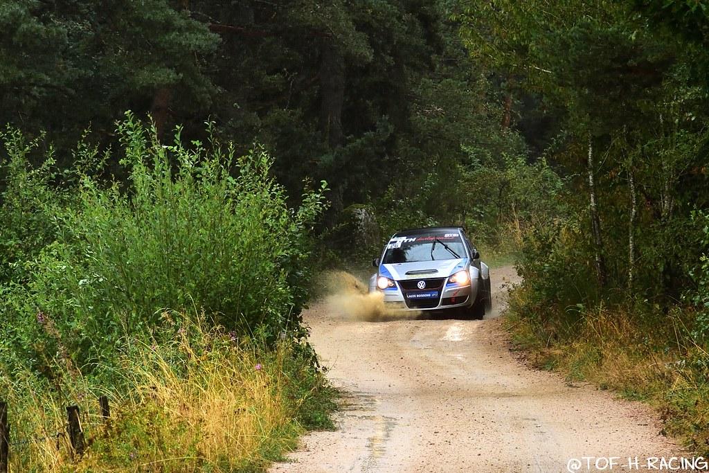 Rallye Terre de Lozère 2020 - Volkswagen Polo S2000 - Raynaud