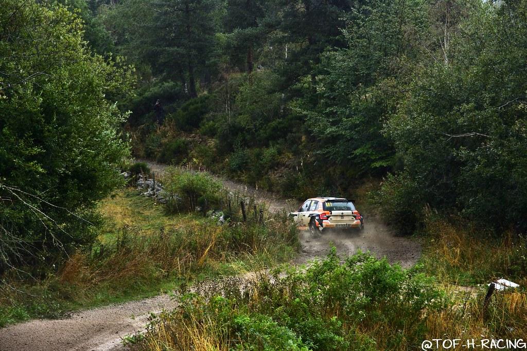 Rallye Terre de Lozère 2020 - Skoda Fabia R5 - Lapouille