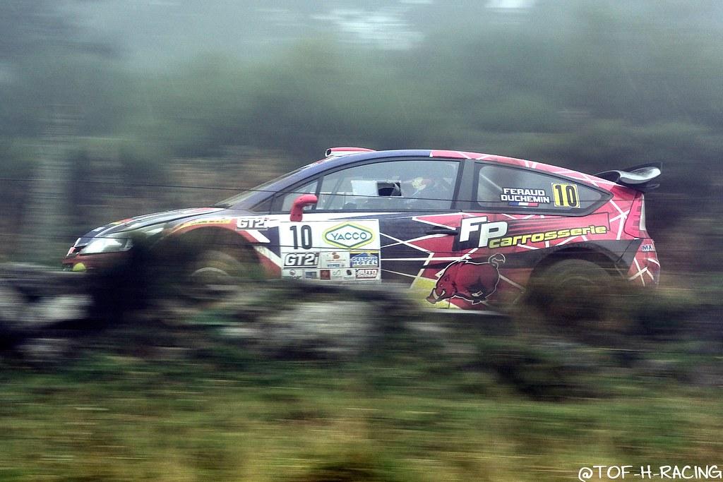 Rallye Terre de Lozère 2020 - Citroën C4 WRC - Féraud