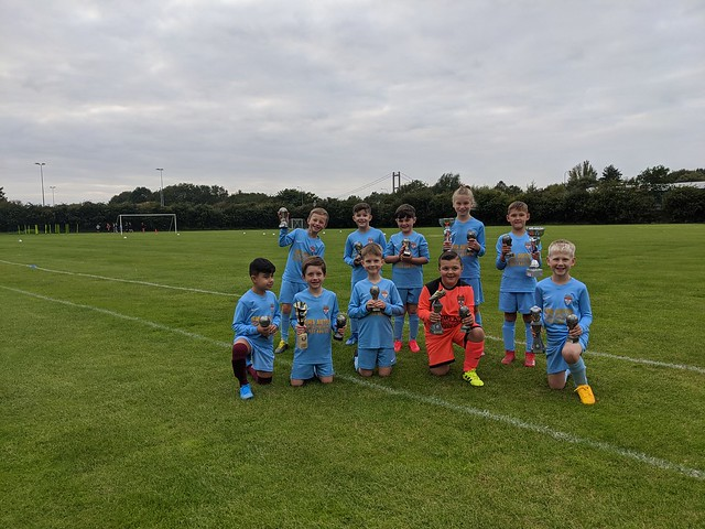 Barton Juniors FC Under 8's 2020/21