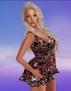 ENTICE WE ARE YOUNG DRESS TRIBAL 1 Linden only on Sept 13th from 11 AM to 12 PM SLT | by gabby.jaws