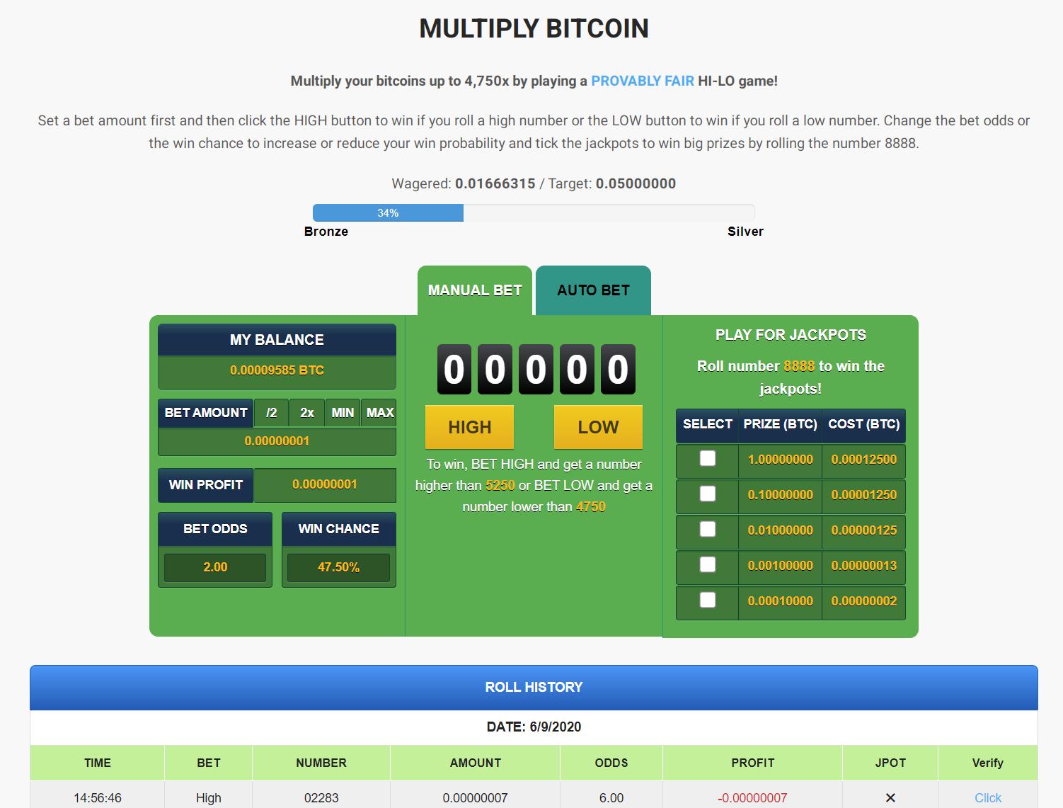 multiply-bitpick
