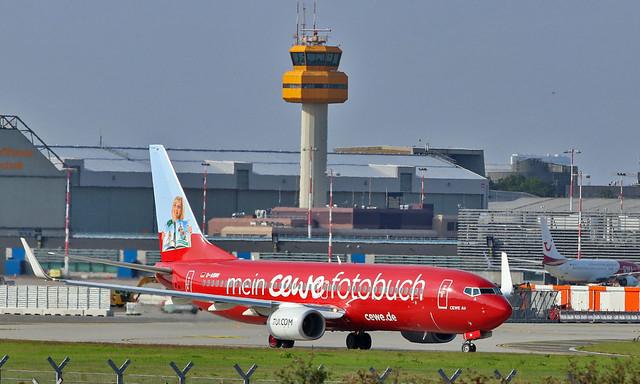 Hamburg Airport (HAM/EDDH) 13.09.2020