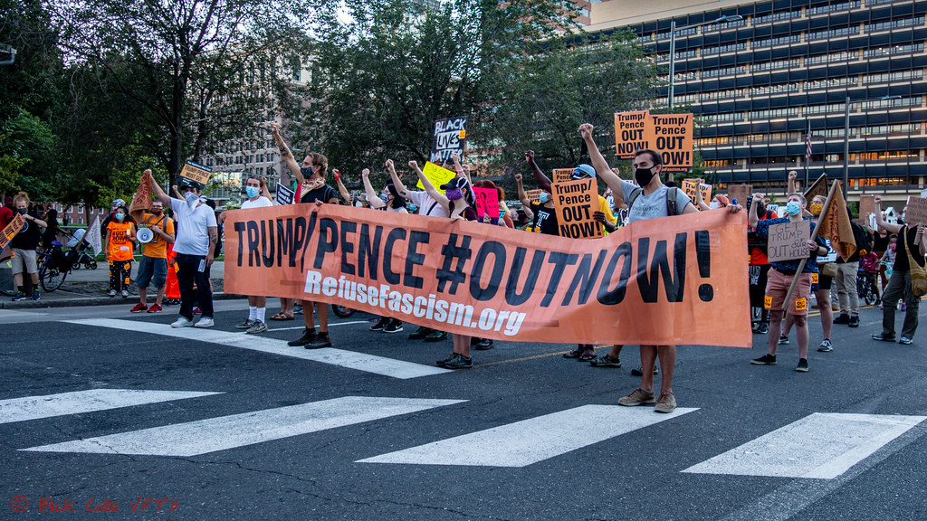 Trump/Pence Outnow March #5