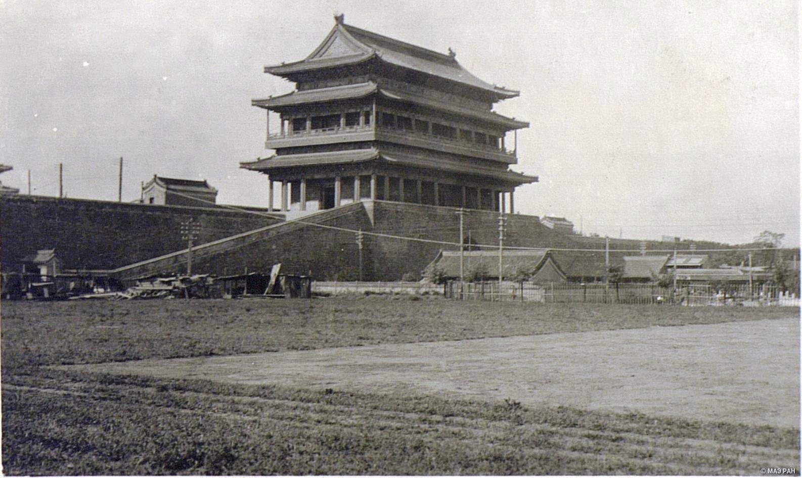 Пекинские ворота1