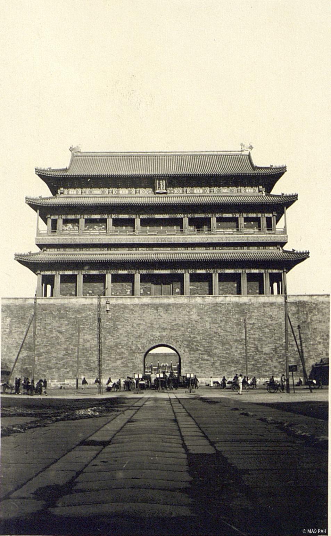 Пекинские ворота