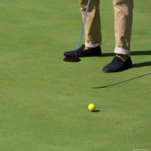 Initiation au golf avec le Pays de faïence à Terre Blanche -1L8A4443
