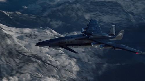 S.H.I.E.L.D CXD-23 Airborne Mobile Command Station - le Bus  50337191196_42b2caaebd