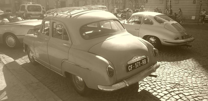 """S.I.M.C.A. Aronde 1955 """"full-stock"""" jamais restaurée 50337213232_e48e1db3eb_c"""