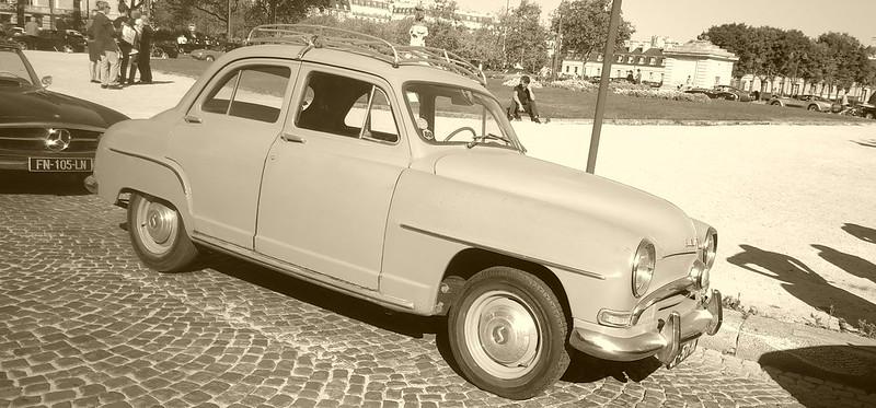 """S.I.M.C.A. Aronde 1955 """"full-stock"""" jamais restaurée 50337213442_af33c78d2d_c"""