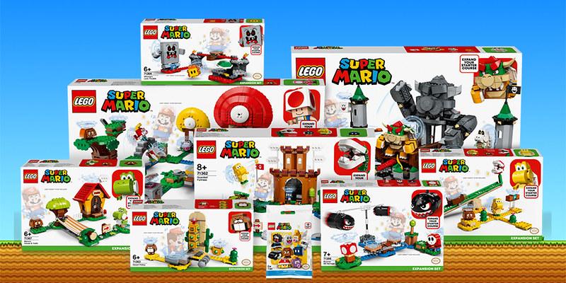 LEGO Super Mario Group