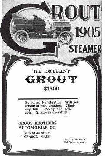 1905 Grout