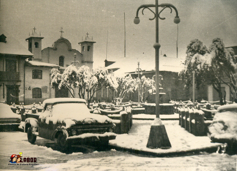 Plaza Chaupimarca