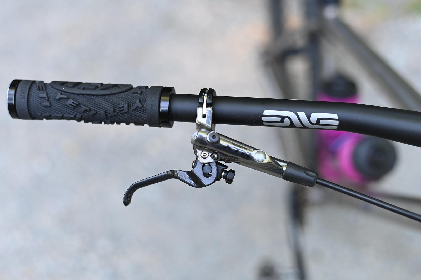XTR M9000 levers