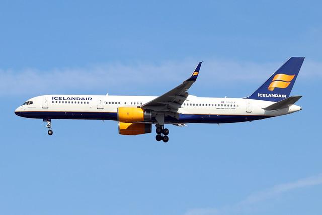 TF-LLX  -  Boeing 757-256 (WL)  -  Icelandair  -  LHR/EGLL 13/9/20