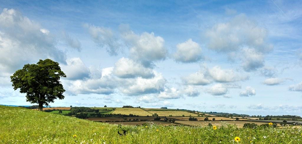 Warwickshire Oxfordshire border.
