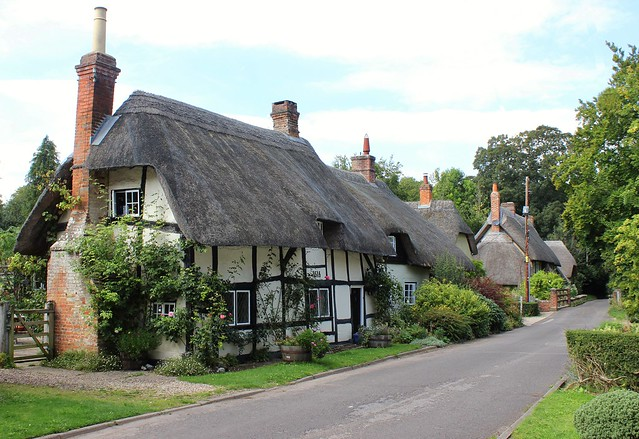 Thatched Cottage *