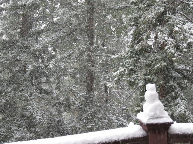 Mini Snowman (2)