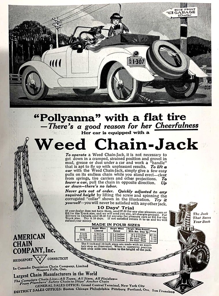 Weed 1920