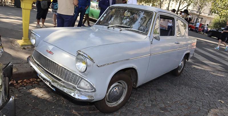 FORD Anglia ( 1959  / 1967 ) - Paris Vauban Septembre 2020 50337581893_21aba0a6e0_c