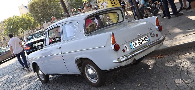 FORD Anglia ( 1959  / 1967 ) - Paris Vauban Septembre 2020 50337583073_de032db555_c