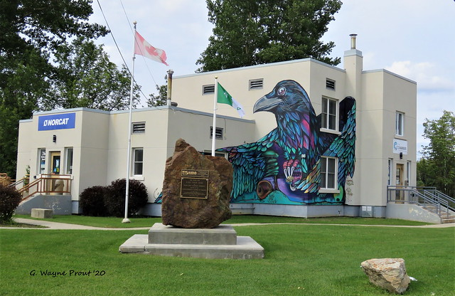 Timmins Chamber of Commerce Building