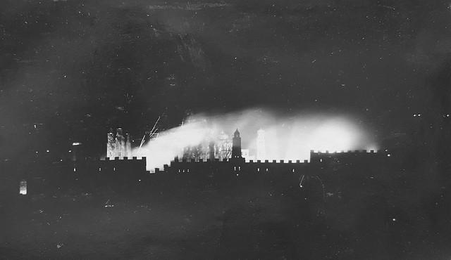 Bombardment of Wusong Forts, Shanghai, 1932