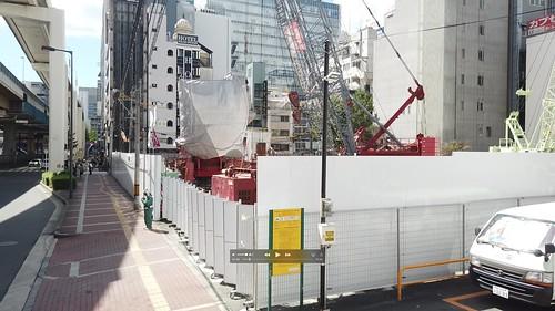 [曾根崎2丁目]アパホテル&リゾート大阪梅田 建設工事