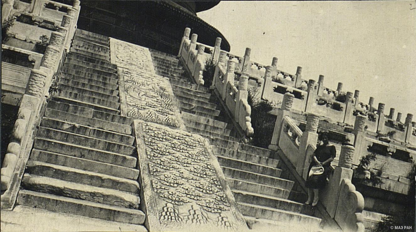 Лестница к Храму Неба