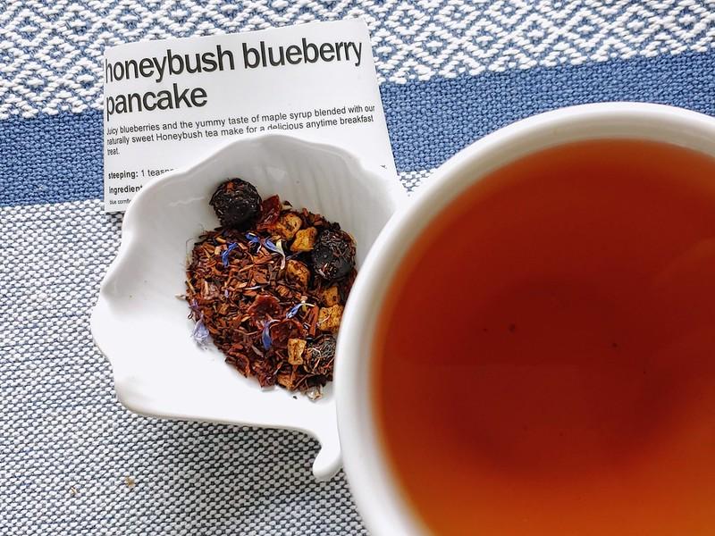 Honeybush Blueberry Pancake Tea
