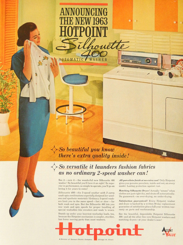 Hotpoint 1963