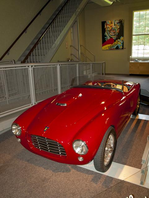 Siata 300BC Sport Spider ST446 1955