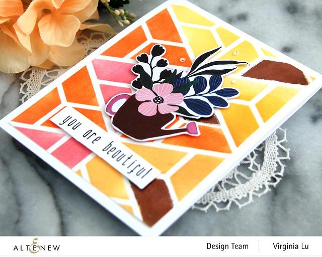 Altenew-ColorBlockStencil-BloomingEphemera-Birch ImpressionismStampDie-001