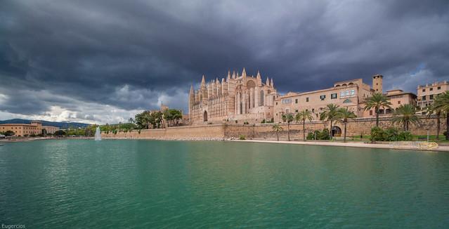 Catedral, Palma de Mallorca. (explore 14/09/2020)