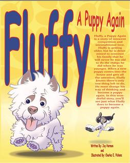 Fluffy, a puppy again