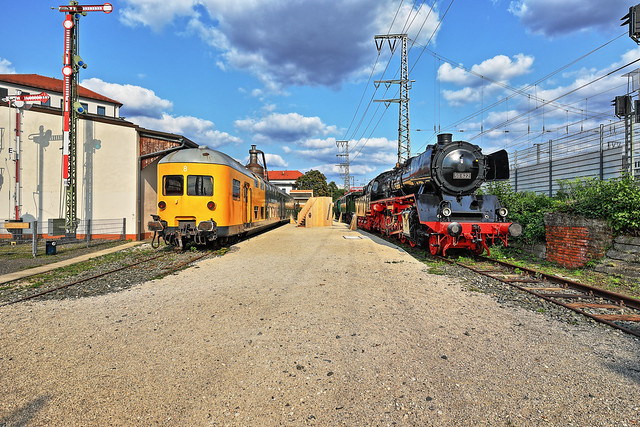 DB Railway Museum Nürnberg 2020.