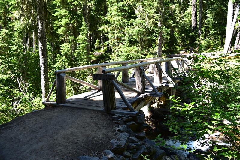 Snowgrass Flat Trail